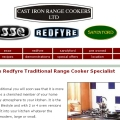 Cast Iron Range Cookers